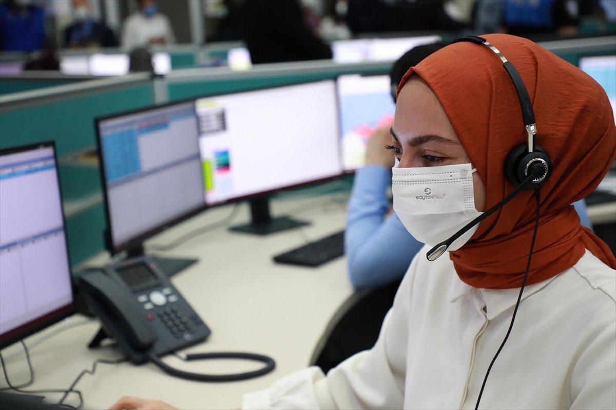Rize de 112 Acil Çağrı Merkezi, hizmete başladı #3