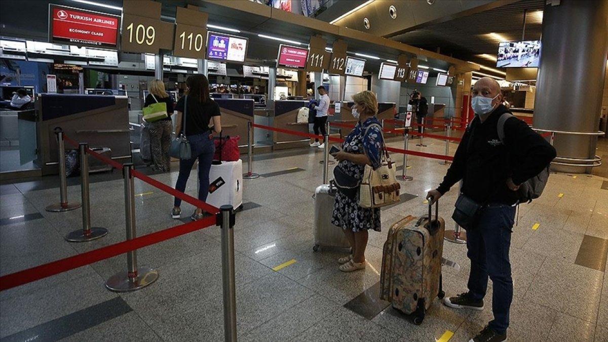 Rusya nın uçuş kısıtlaması 21 Haziran da sona eriyor #1