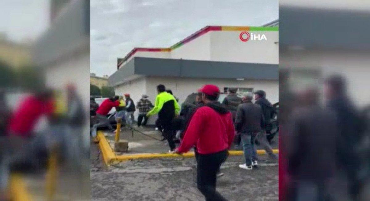 Meksika'da silahlı saldırıların gölgesinde seçim: Kabinlere kesik insan başı fırlatıldı #5