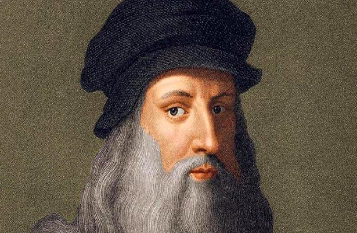 Leonardo Da Vinci, sel felaketini çözmek için Adana'ya davet edilmiş #1