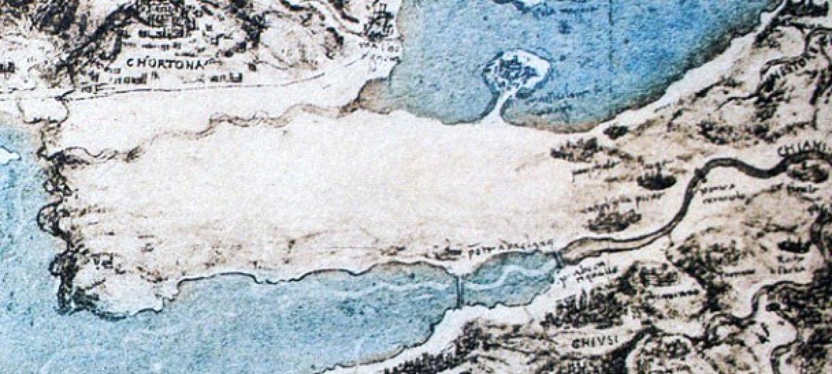 Leonardo Da Vinci, sel felaketini çözmek için Adana'ya davet edilmiş #2