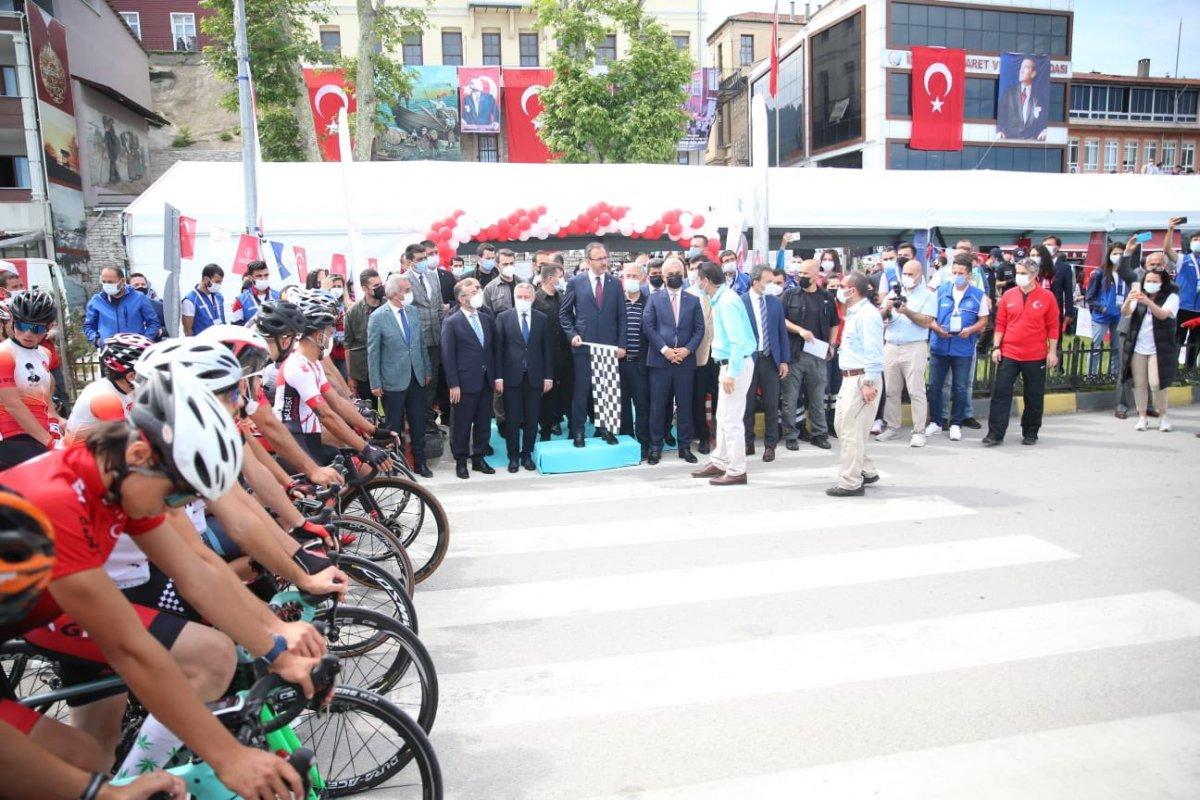 Muharrem Kasapoğlu, Atatürk ve İstiklal Yolu yürüyüşüne katıldı #10