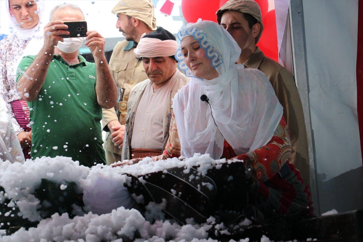 Muharrem Kasapoğlu, Atatürk ve İstiklal Yolu yürüyüşüne katıldı #3