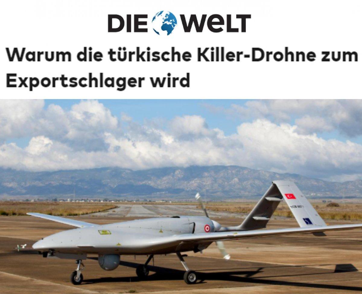 Alman basını: Türkiye, SİHA larda Batı pazarını domine etmeye başladı #2