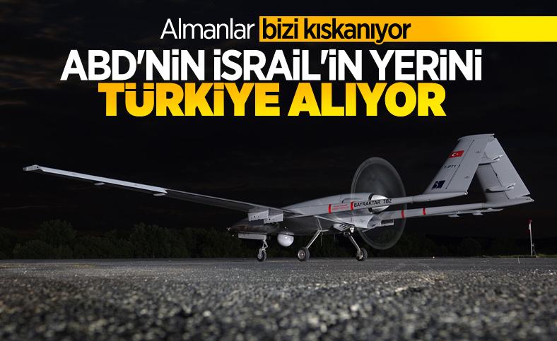 Alman basını: Türkiye, SİHA'larda Batı pazarını domine etmeye başladı
