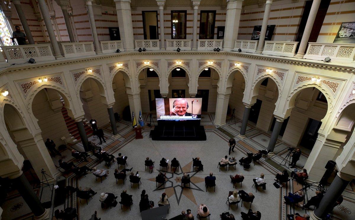 Ratko Mladic in müebbet hapis cezası onandı #4