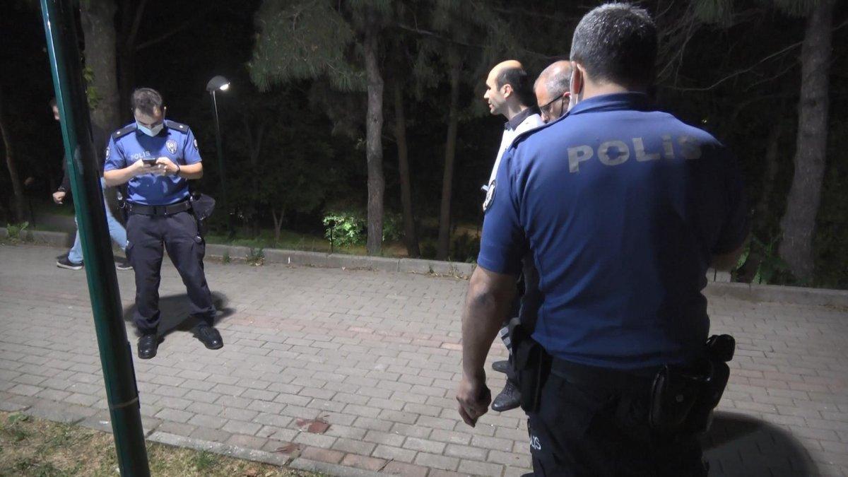 Bursa da iki grup arasında kavga: 1 yaralı #3
