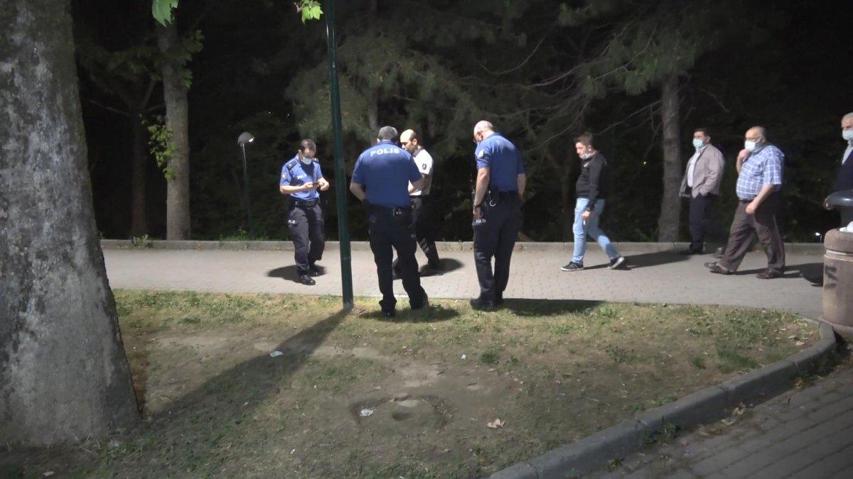 Bursa da iki grup arasında kavga: 1 yaralı #2