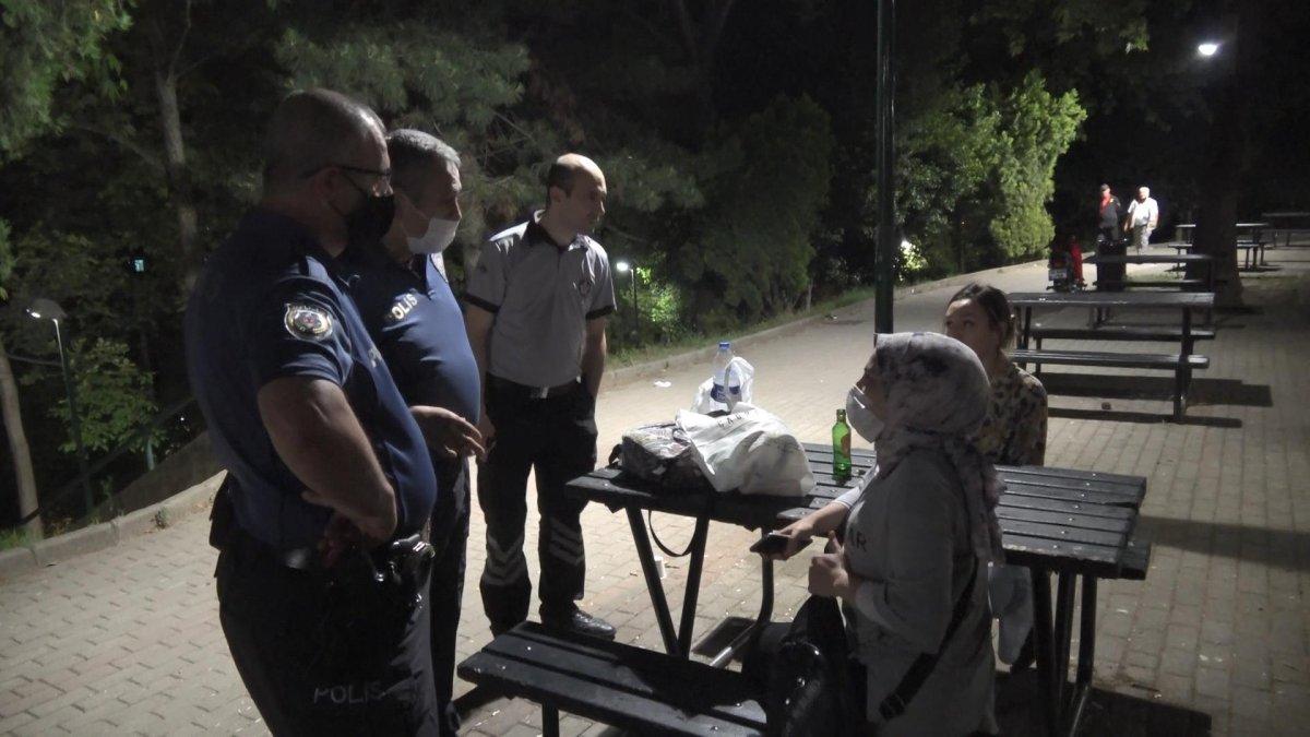 Bursa da iki grup arasında kavga: 1 yaralı #7