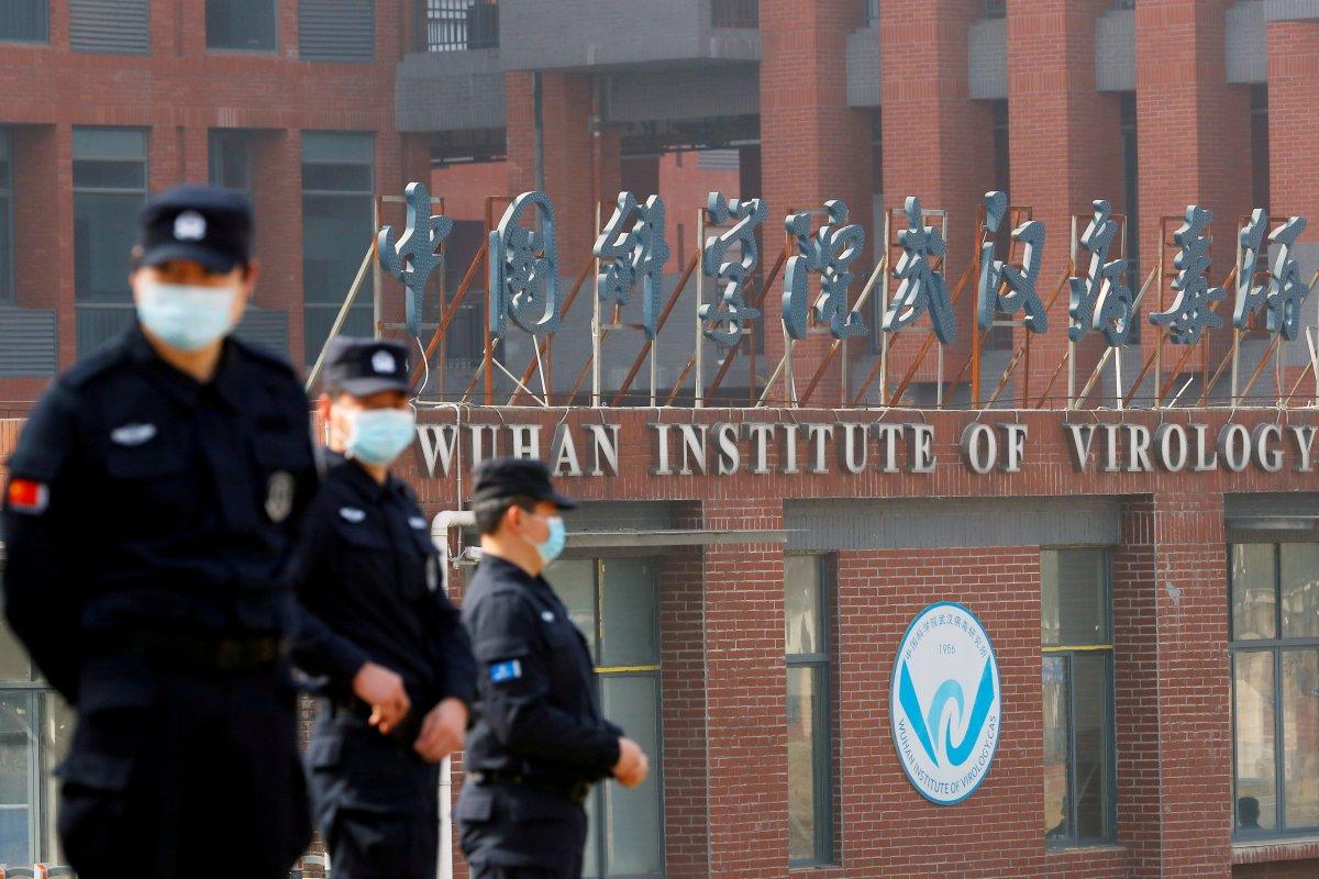 ABD gizli raporu: Koronavirüs Wuhan daki bir laboratuvardan sızmış olabilir #2