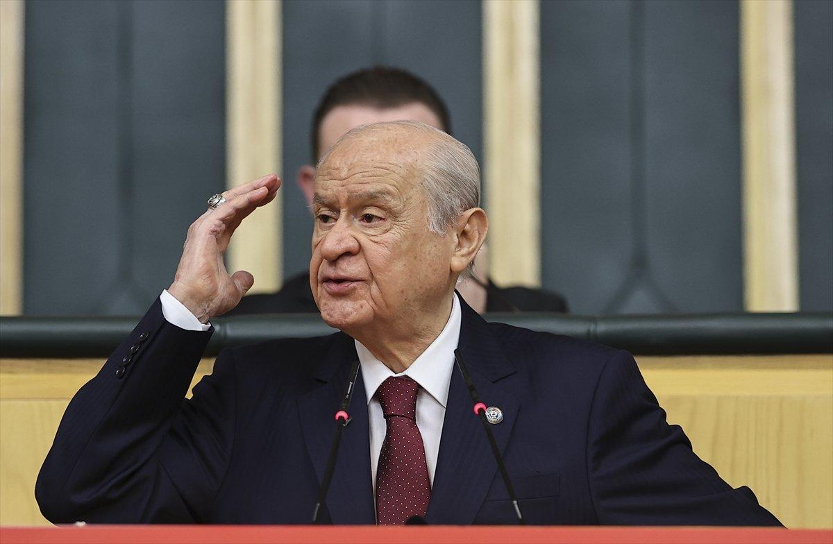 Devlet Bahçeli: HDP nin kapatılması artık hukukun konusudur #2