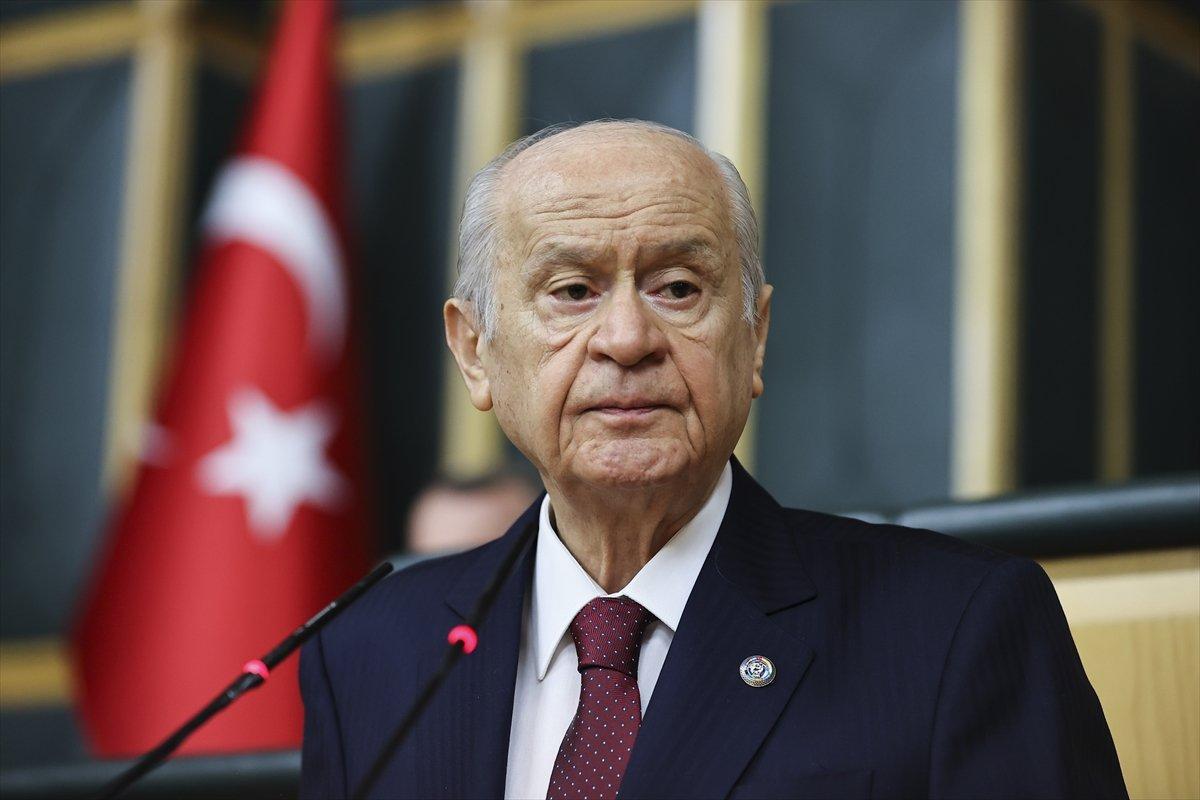 Devlet Bahçeli: HDP nin kapatılması artık hukukun konusudur #1