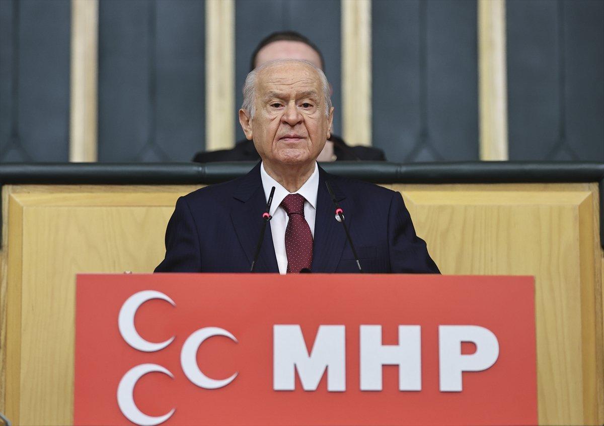 Devlet Bahçeli: HDP nin kapatılması artık hukukun konusudur #3
