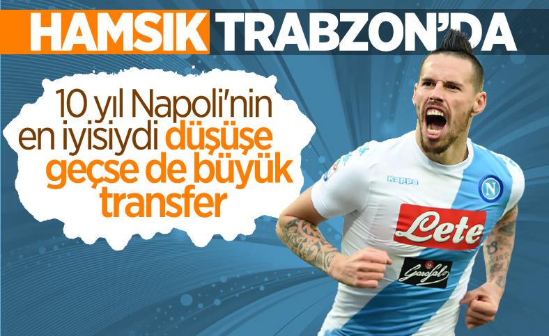 Marek Hamsik Trabzonspor'da