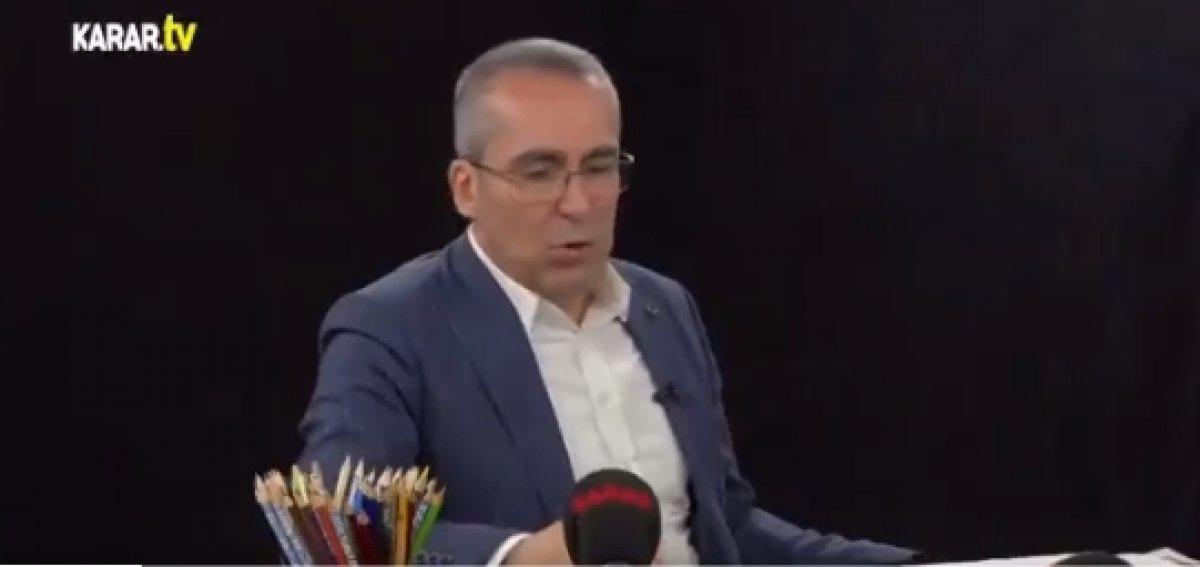 Gelecek Partili Hasan Seymen: AK Parti Güney beldesinde tablet dağıttı #2
