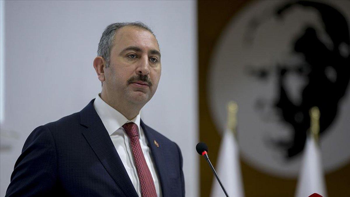 Abdulhamit Gül: Bir kadının şiddet görmemesi için gerekirse anayasayı değiştiririz  #1