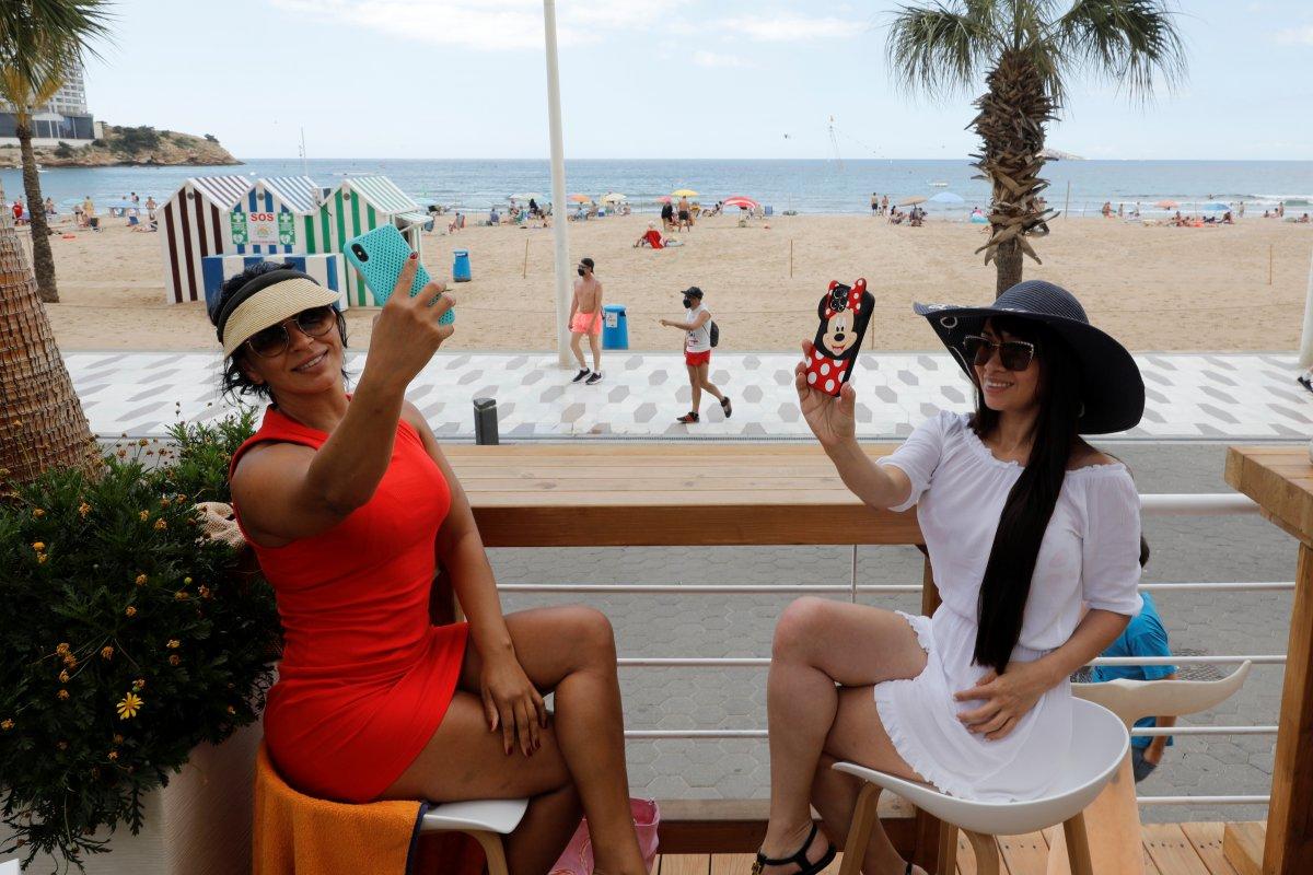 İspanya turizmde normalleşmeyi başlattı #2