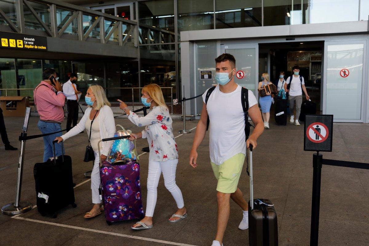 İspanya turizmde normalleşmeyi başlattı #5