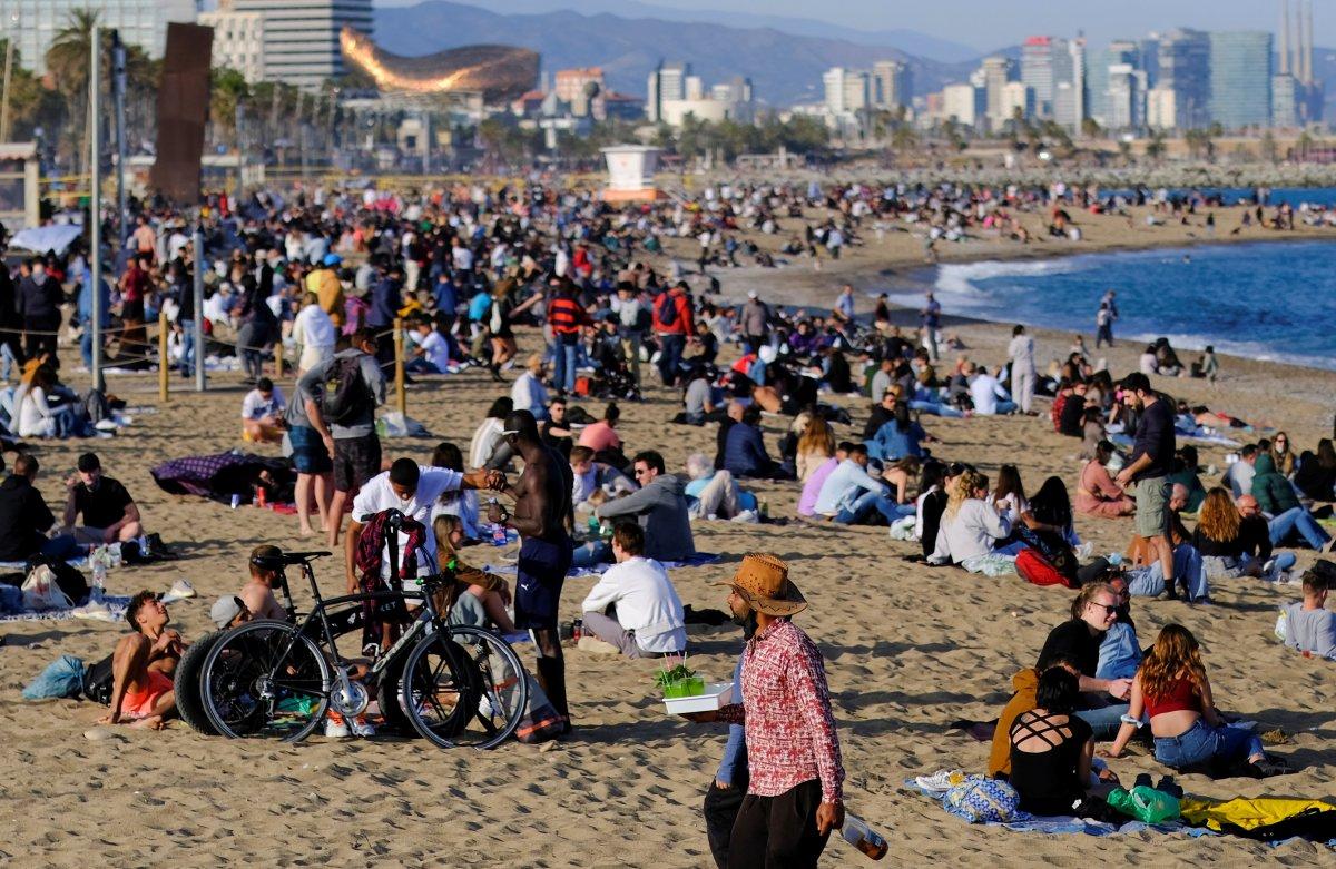 İspanya turizmde normalleşmeyi başlattı #1