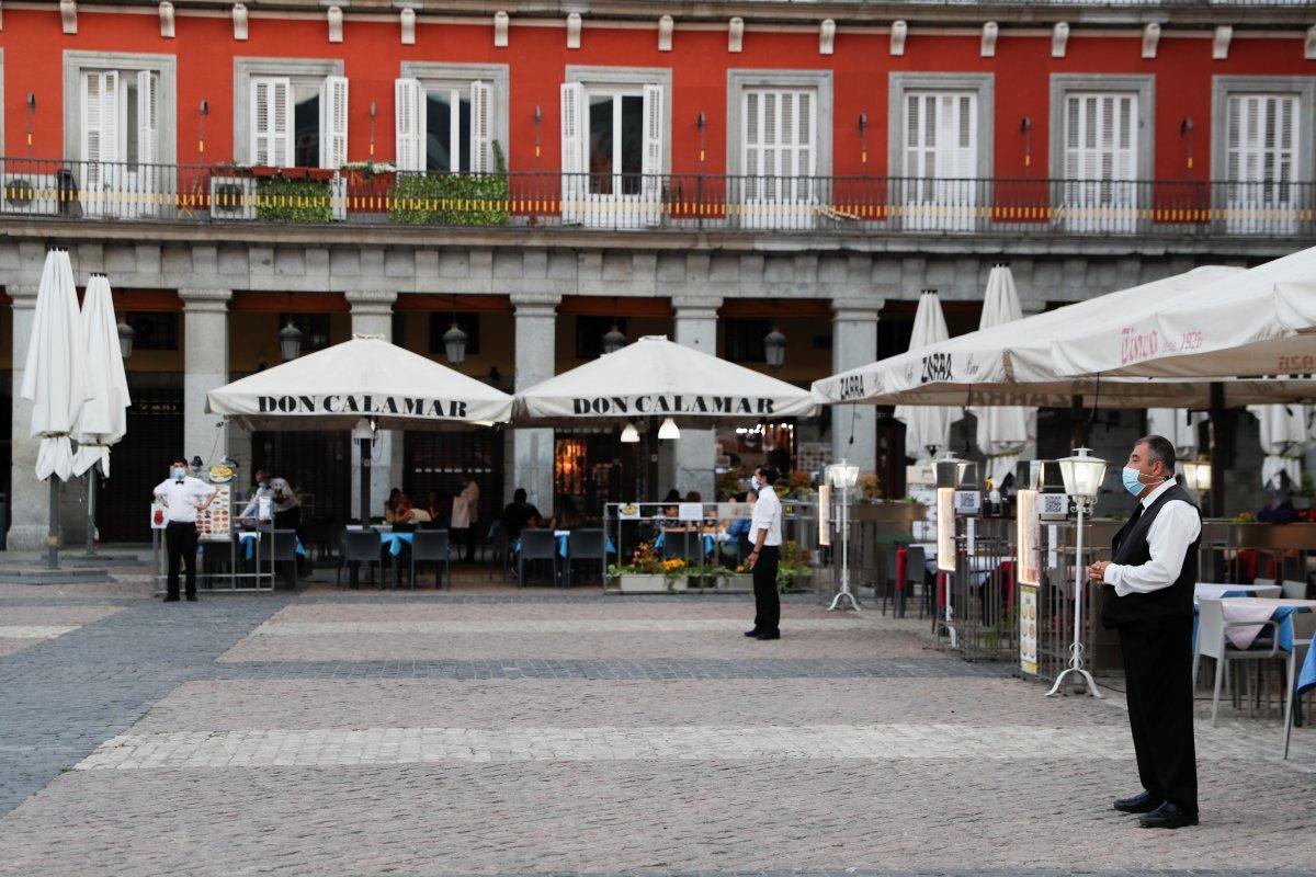 İspanya turizmde normalleşmeyi başlattı #9