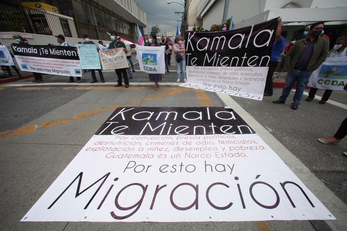 Kamala Harris ten göçmenlere: Gelmeyin #2