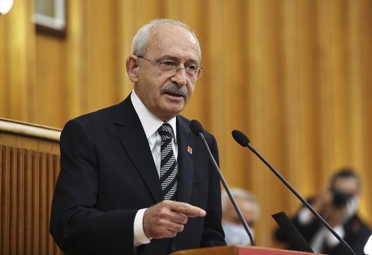 Kemal Kılıçdaroğlu: HDP yi kapatamazsınız #1