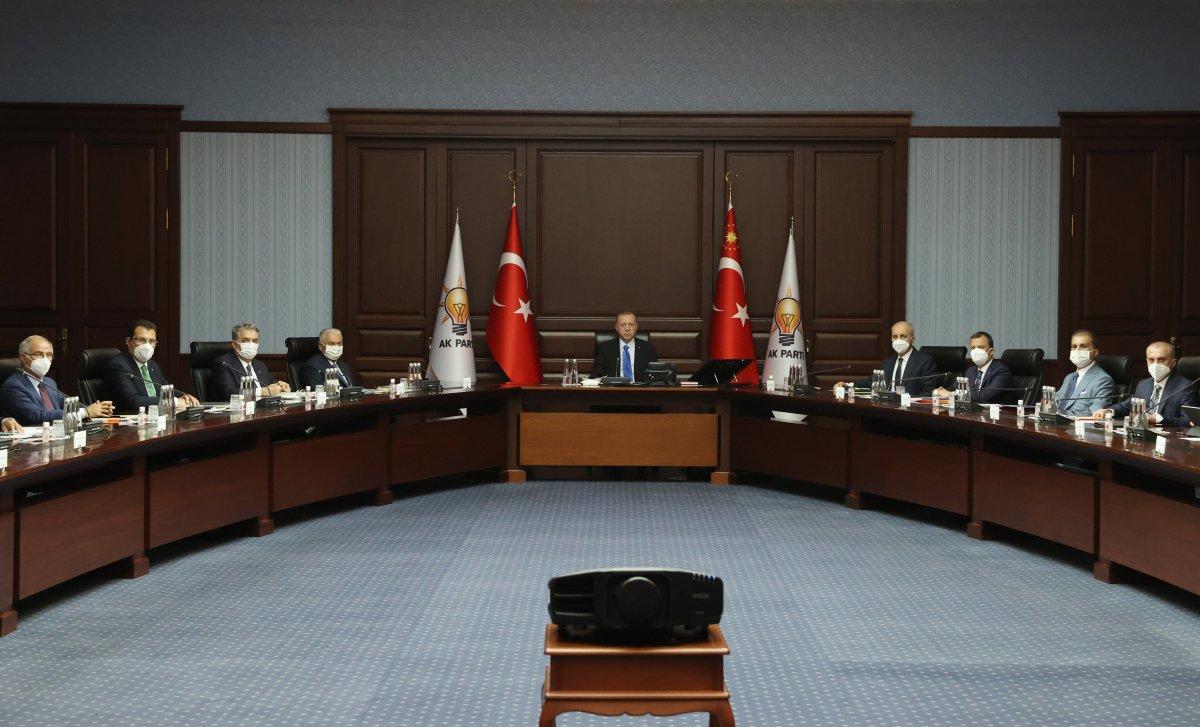 Cumhurbaşkanı Erdoğan dan BioNTech önerisi #2