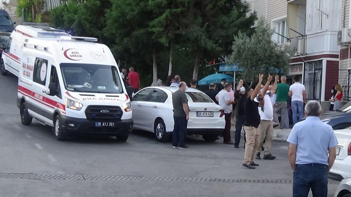 İzmir e şehit ateşi düştü #3