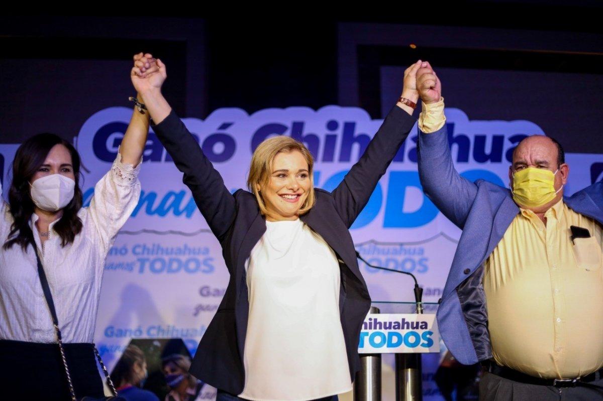 Meksika seçimlerinde ülke tarihinde bir ilk #1