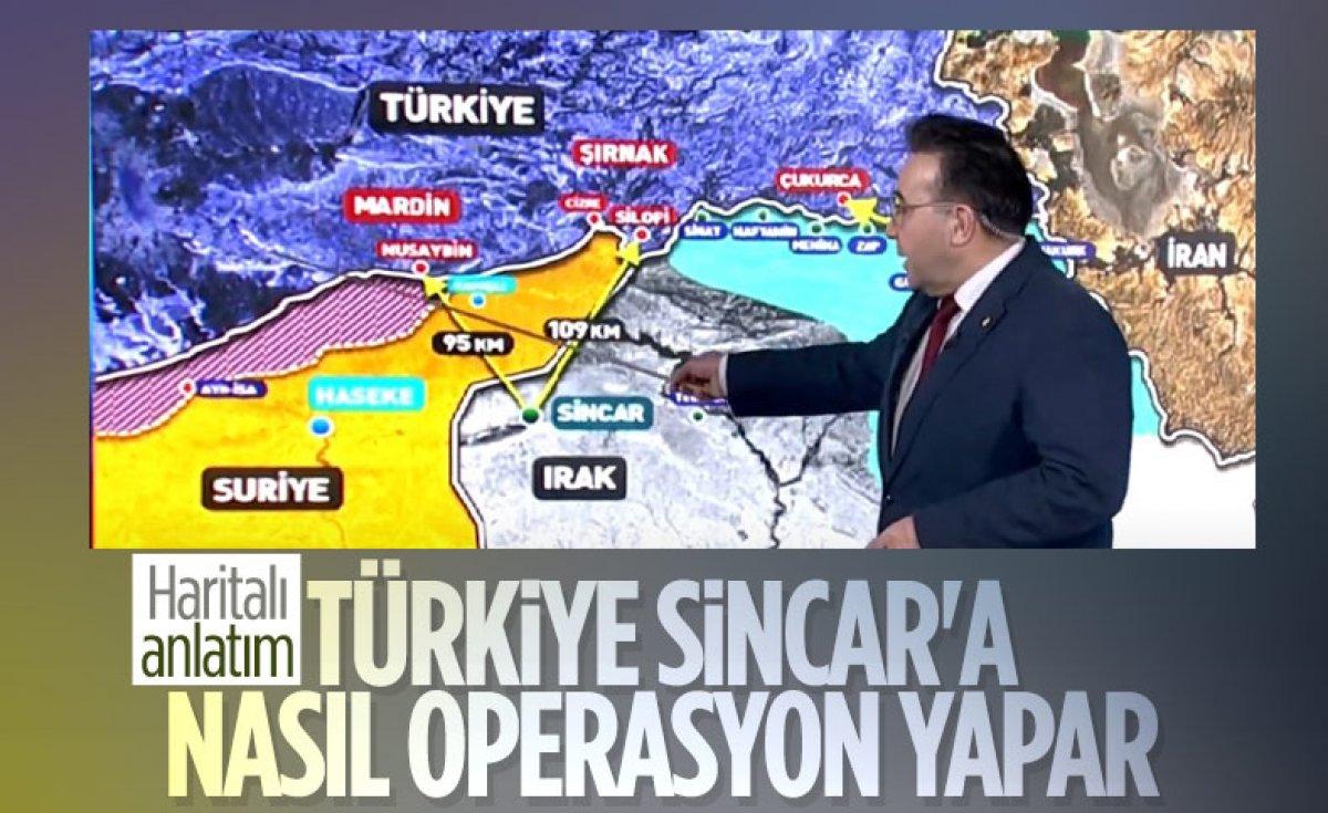Abdullah Ağar: Barzani, Türkiye yerine PKK yı tercih etmenin bedelini ödüyor #5