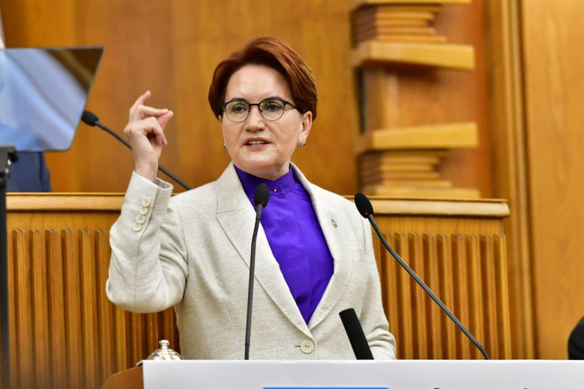 Meral Akşener: Kanal İstanbul için 1 kuruş ödemeyeceğiz #2