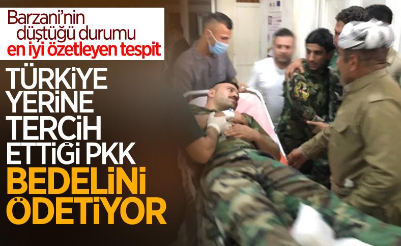 Abdullah Ağar: Barzani, Türkiye yerine PKK'yı tercih etmenin bedelini ödüyor