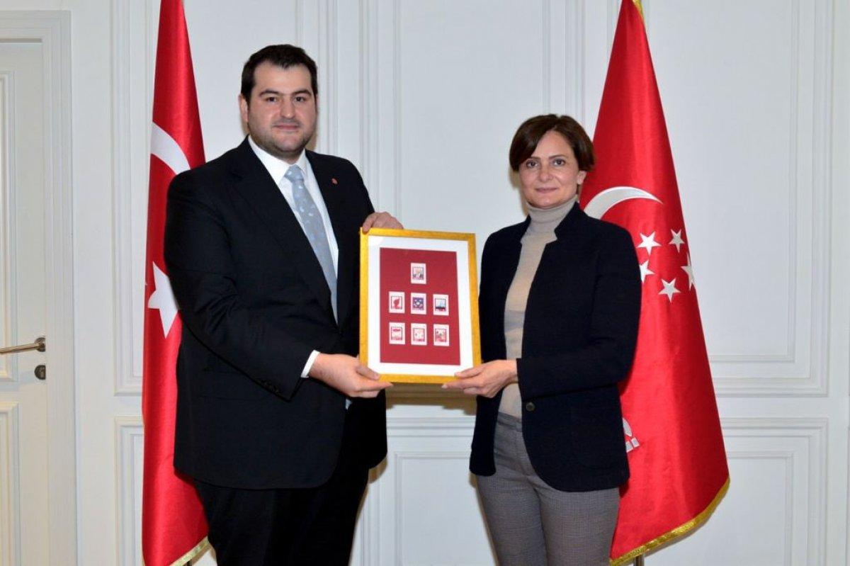 CHP'den Saadet Partisi'ne ziyaret #4