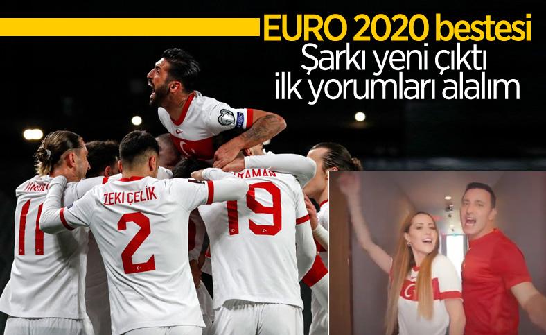 Mustafa Sandal'dan EURO 2020 şarkısı