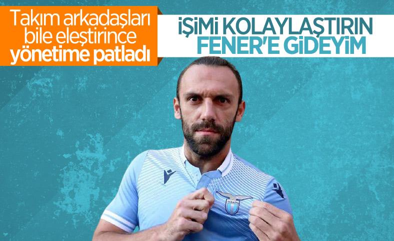 Vedat Muriç, Fenerbahçe'ye dönmek istiyor