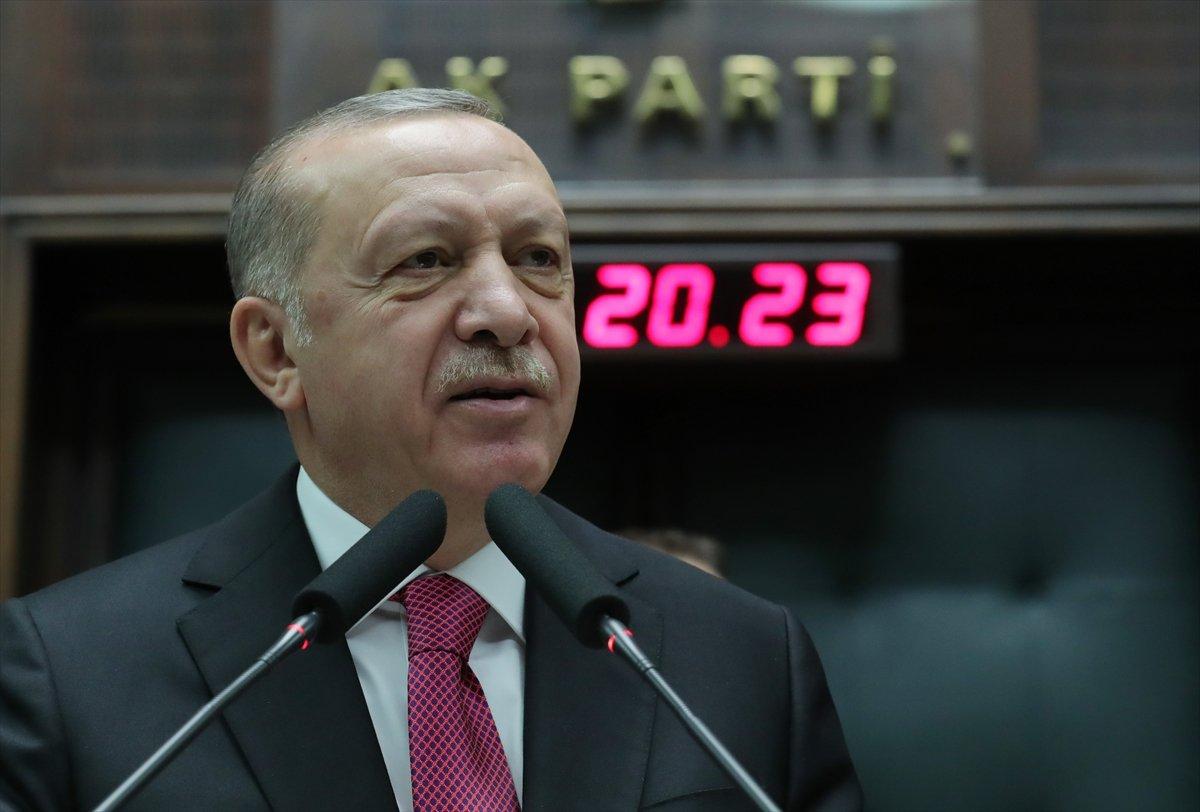 Cumhurbaşkanı Erdoğan dan muhalefete tepki: Millet aç diyorlar #1