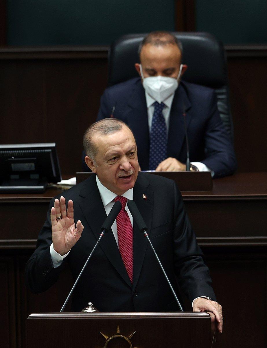 Cumhurbaşkanı Erdoğan: Müsilaj belasından Marmara mızı temizleyeceğiz #4
