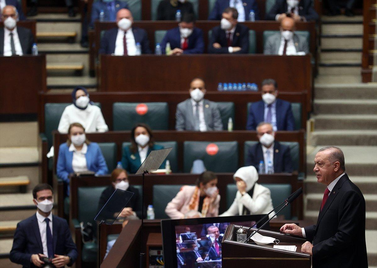 Cumhurbaşkanı Erdoğan: Müsilaj belasından Marmara mızı temizleyeceğiz #2