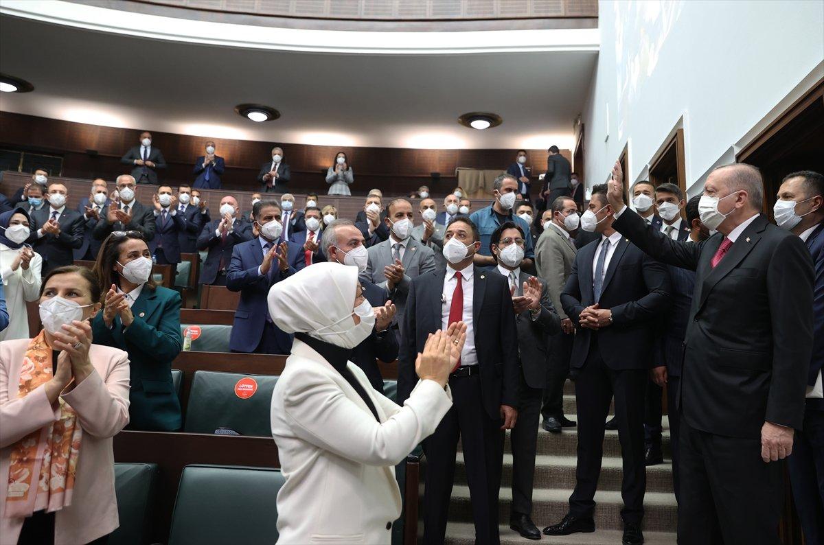 Cumhurbaşkanı Erdoğan dan muhalefete tepki: Millet aç diyorlar #2