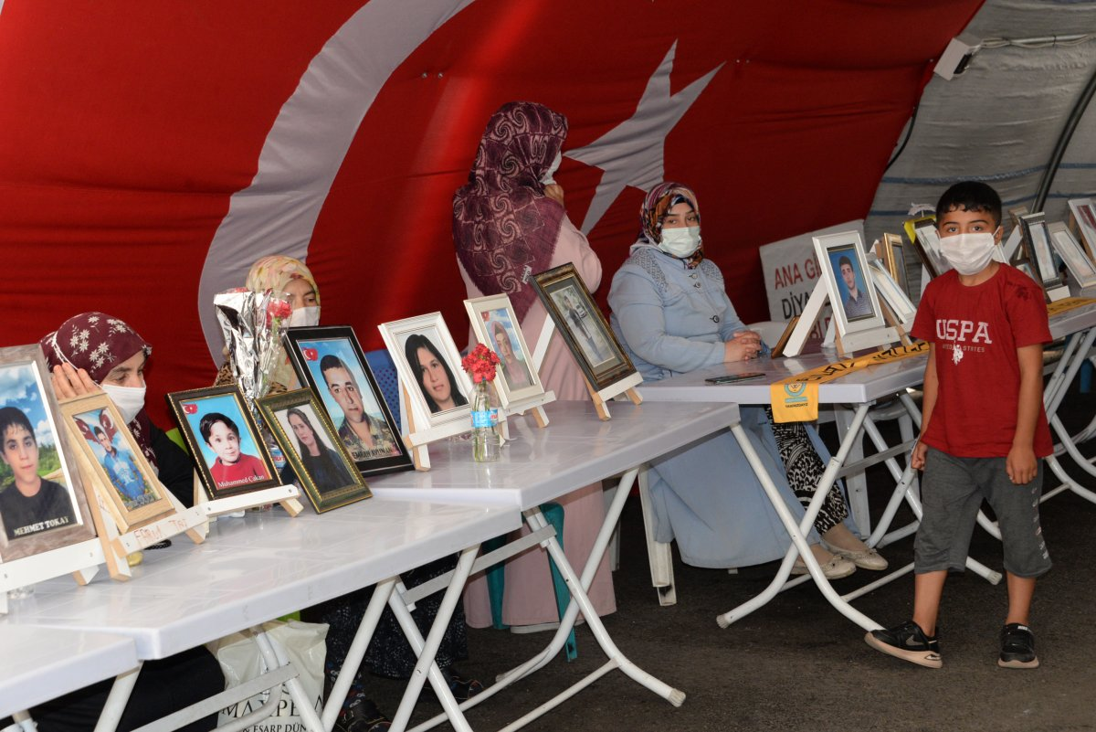 Diyarbakır annesi Güzide Demir: Gelin çocuklarımızı birlikte isteyelim #7