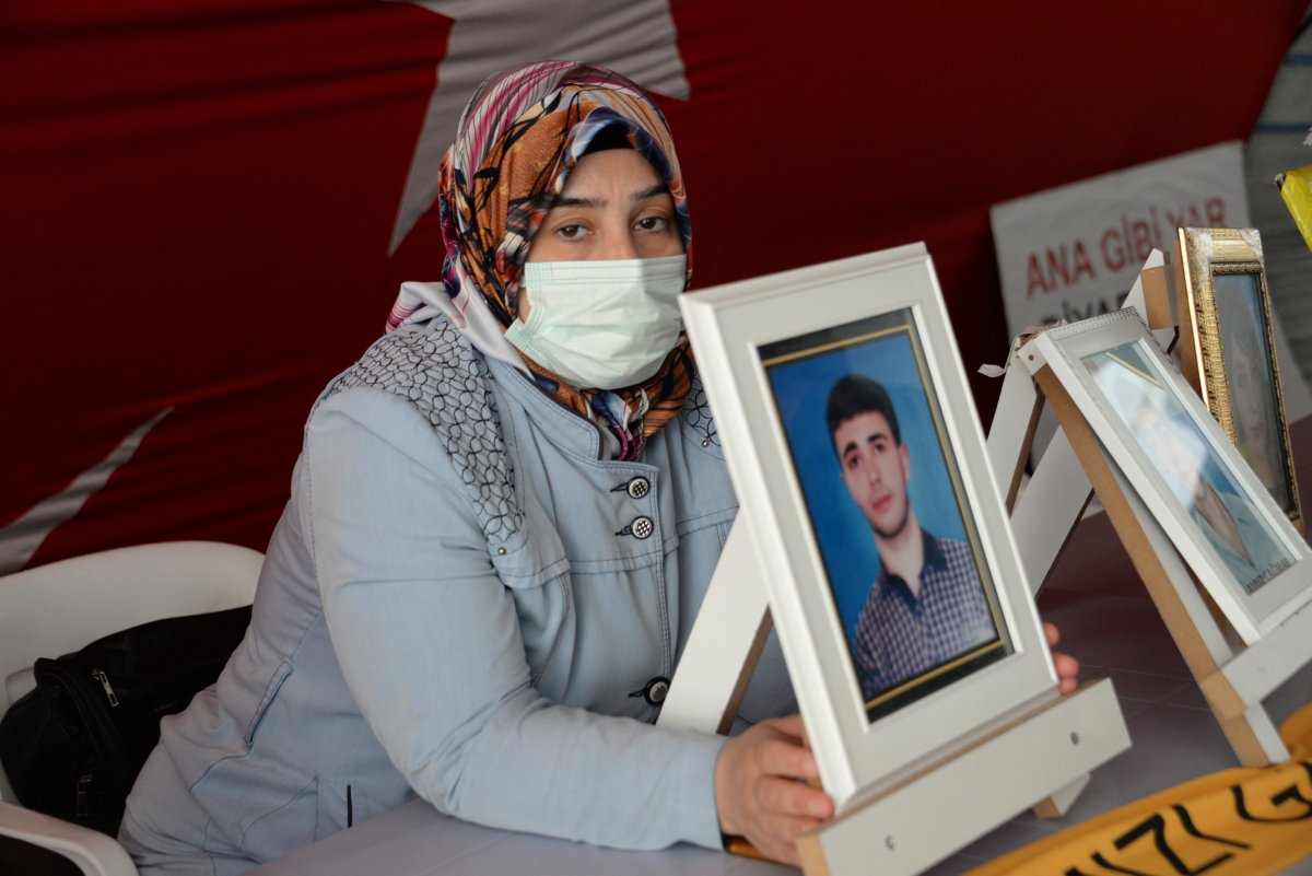 Diyarbakır annesi Güzide Demir: Gelin çocuklarımızı birlikte isteyelim #4