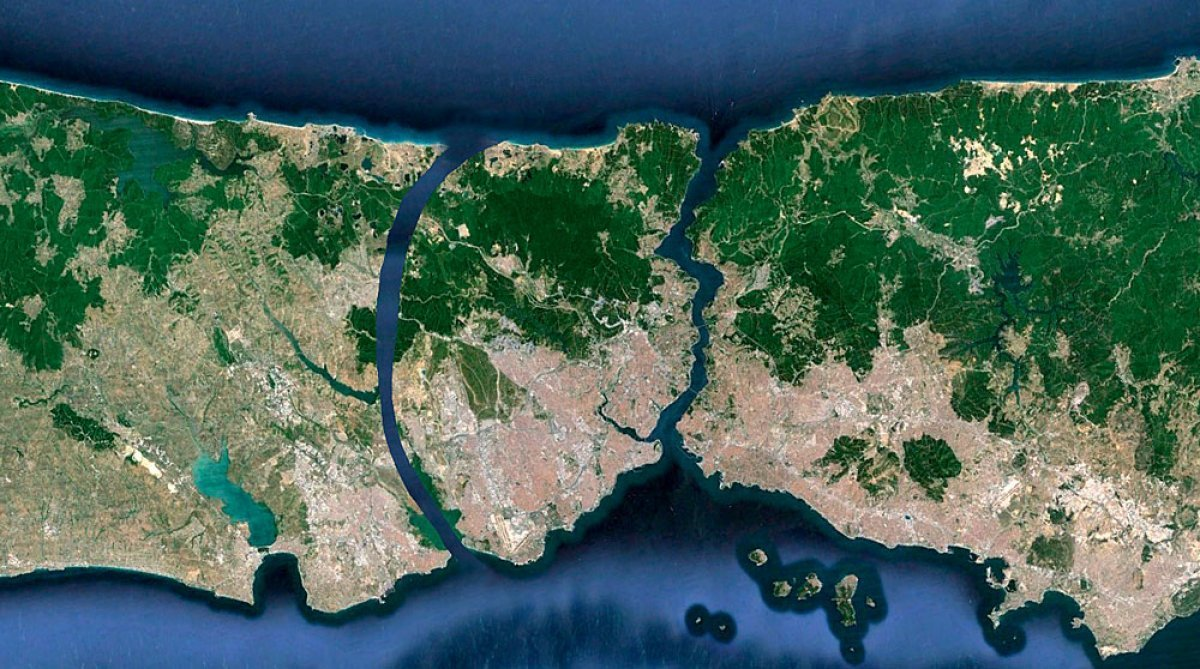 Kanal İstanbul un tarihi 26 Haziran #1