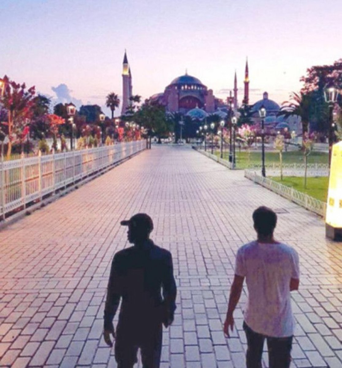 Kante nin Türkiye hayranlığı #2