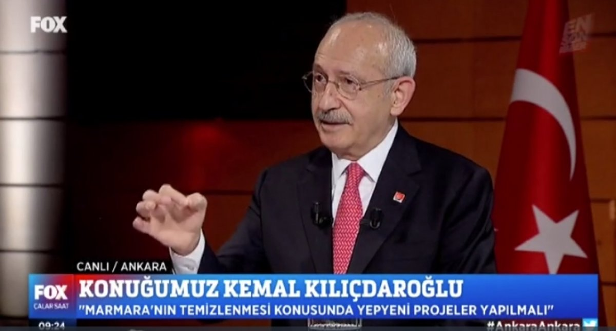Kemal Kılıçdaroğlu: Kanal İstanbul Projesi ni durduracağız #1