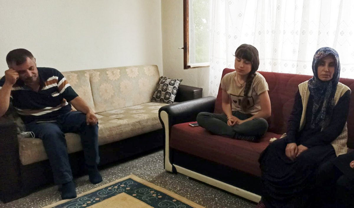 Kırıkkale de eşinin öldürdüğü Hacer Başkaya'nın ailesi konuştu #2