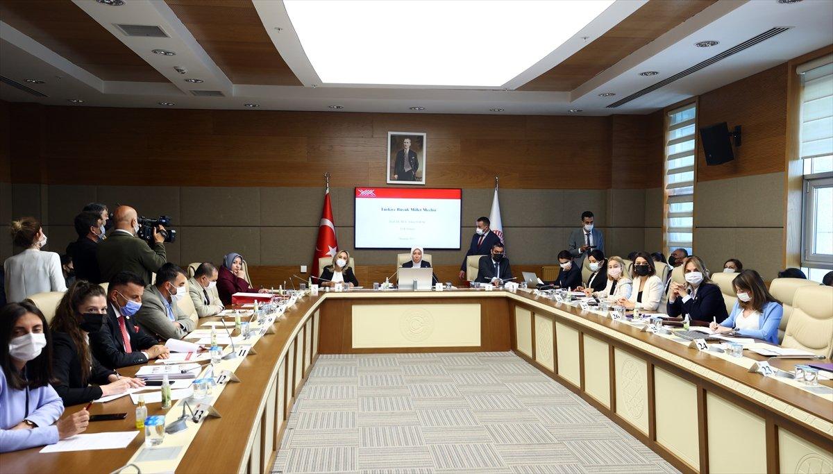 Kadına yönelik şiddetin sebeplerinin belirlenmesi komisyonu toplandı #5