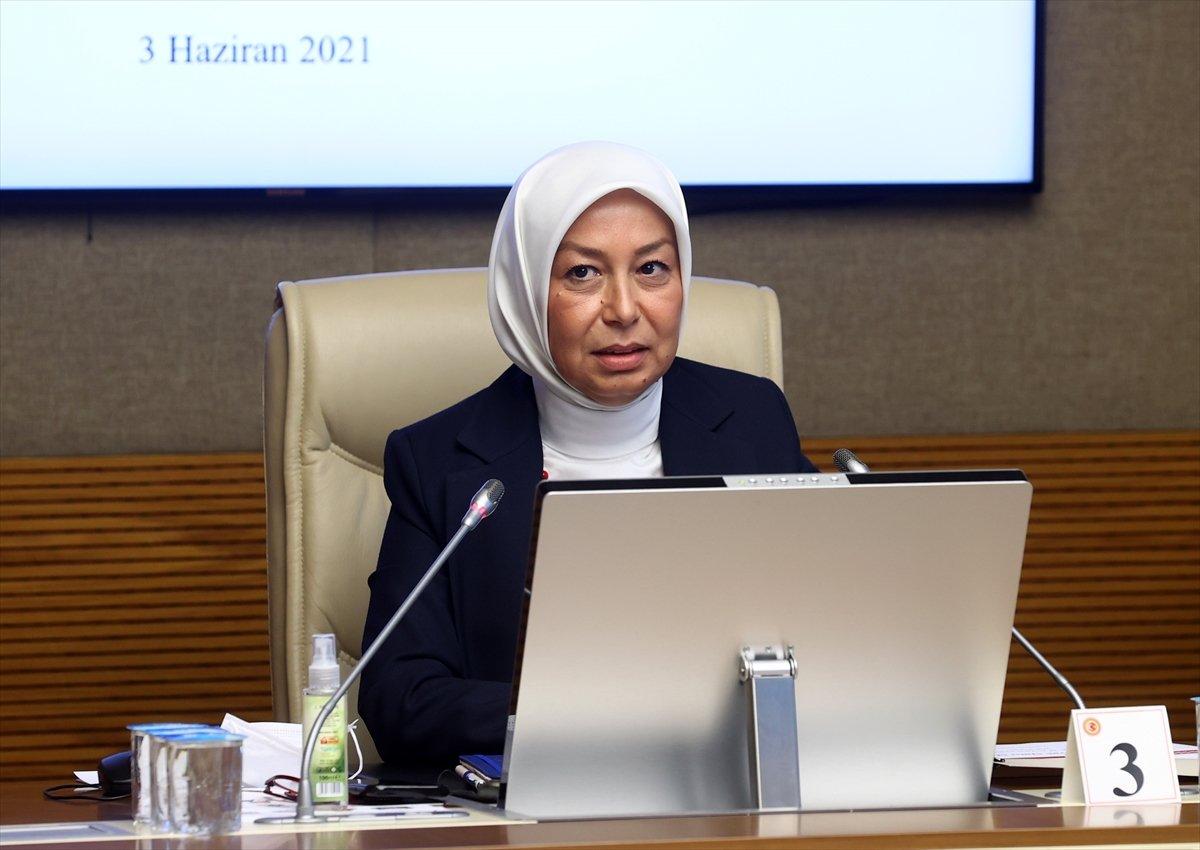Kadına yönelik şiddetin sebeplerinin belirlenmesi komisyonu toplandı #4