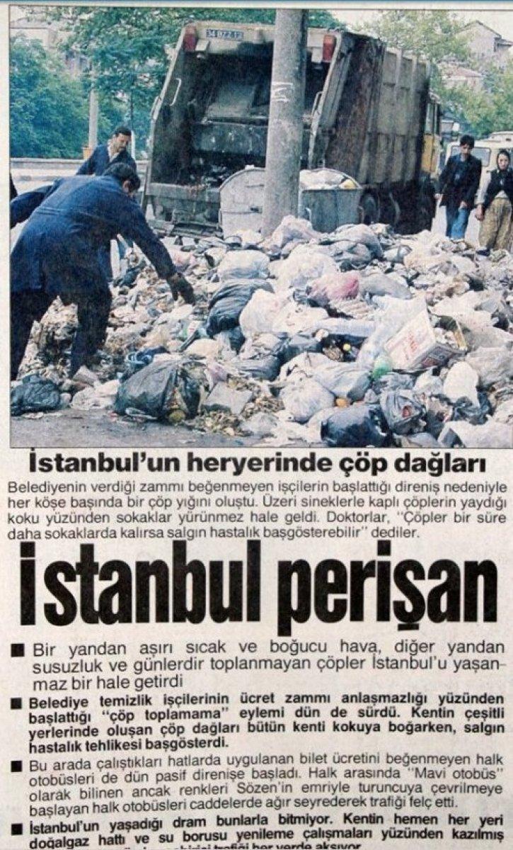 Nurettin Sözen, müsilaj nedeniyle Cumhurbaşkanı Erdoğan ı suçluyor #5
