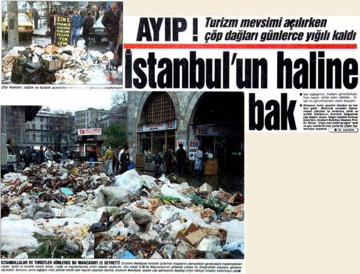 Nurettin Sözen, müsilaj nedeniyle Cumhurbaşkanı Erdoğan ı suçluyor #7