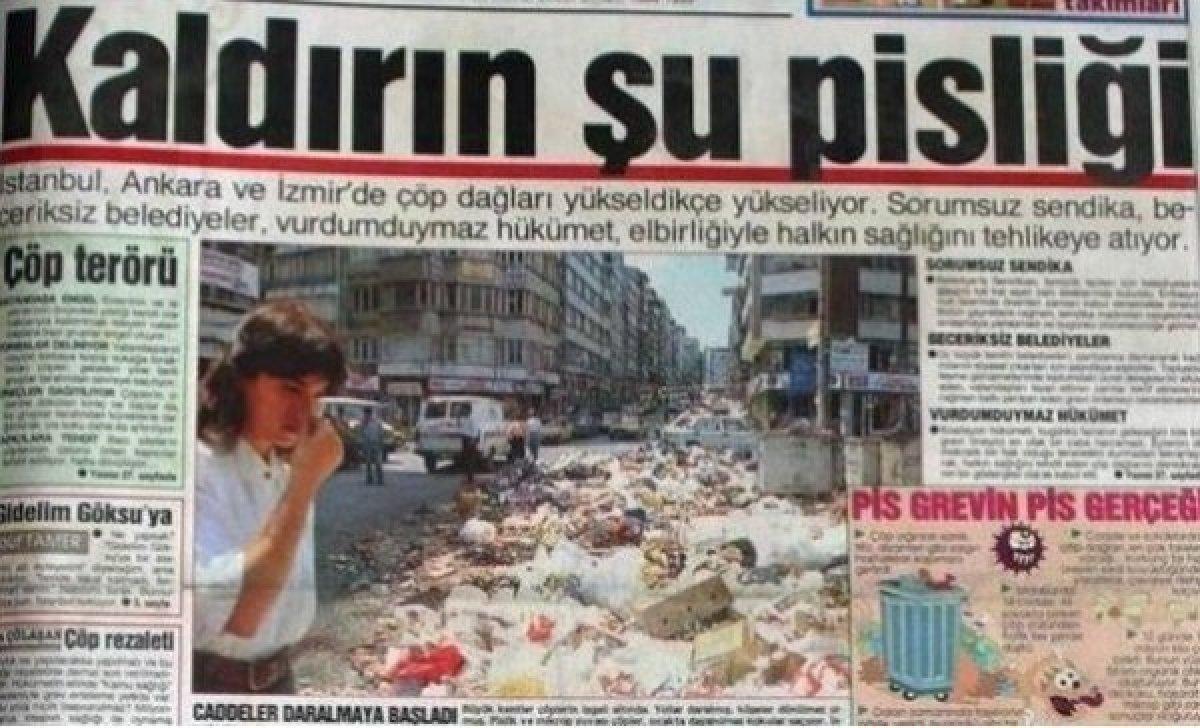 Nurettin Sözen, müsilaj nedeniyle Cumhurbaşkanı Erdoğan ı suçluyor #4